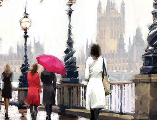 Richard Macneil Schilderijen