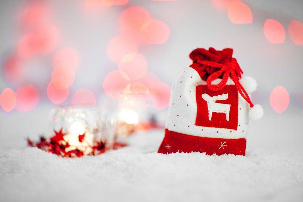 kersttrend Winters wit