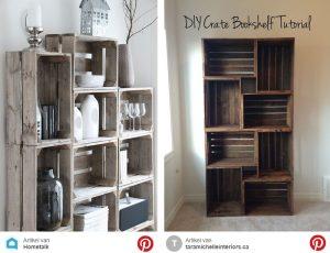 Do It Yourself boekenkast