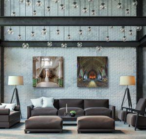 urbex schilderijen