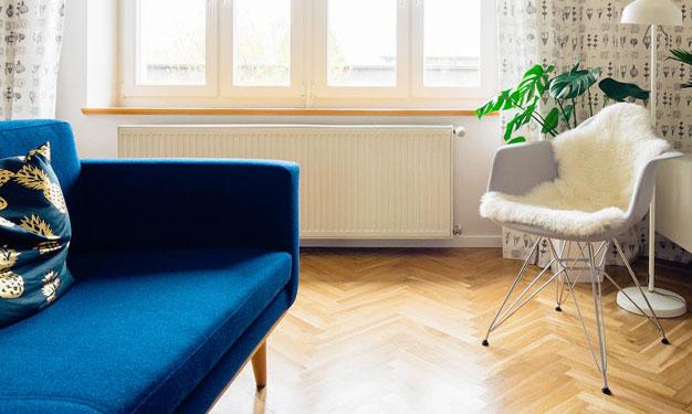 meubels voor een kleine woonkamer