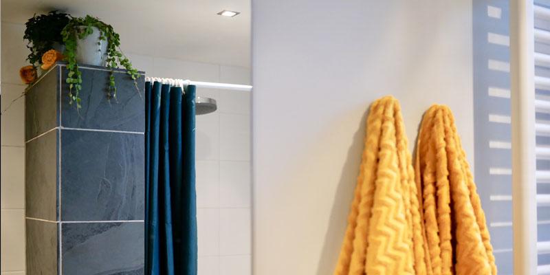 hangplanten badkamer