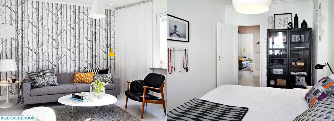 Tips voor een zwart wit interieur! - My Lovely Home Blog