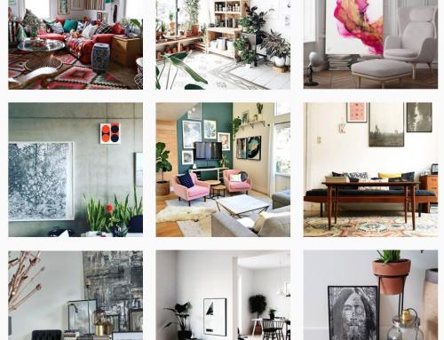 Kunst in je interieur verwerken
