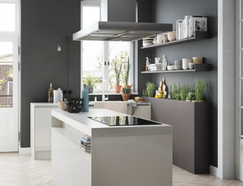 Tips voor het inrichten van een kleine keuken!