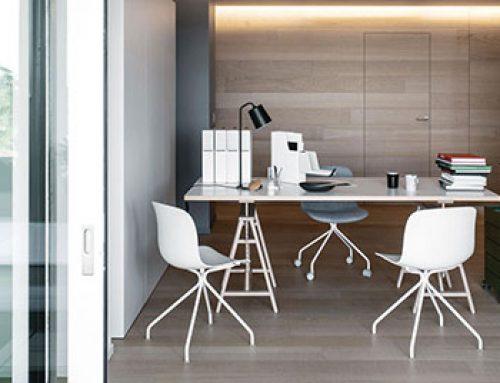 Hoe krijg je een stijlvol thuiskantoor?