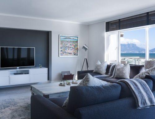 Hoe zorg je voor een moderne sfeer in huis?