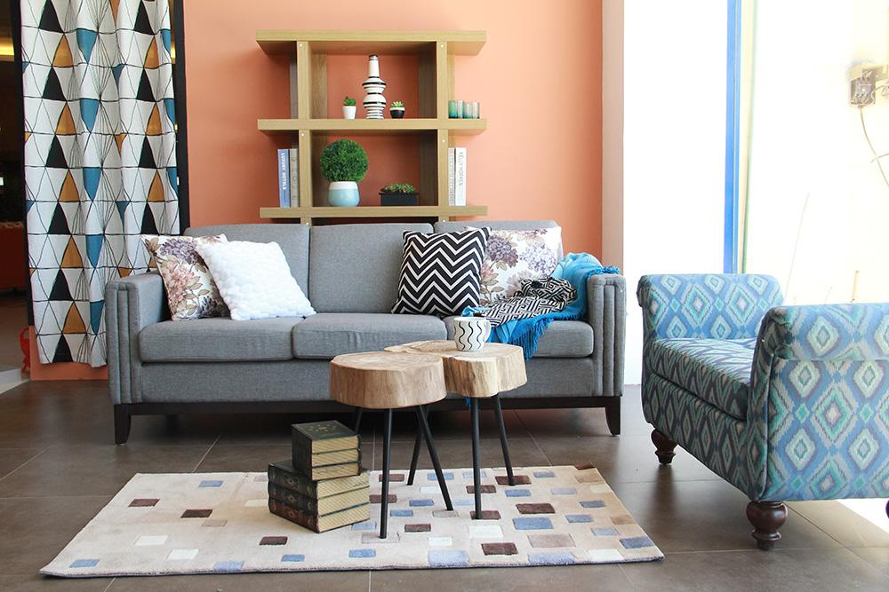 Schilder je woonkamer met deze originele ideeën - My Lovely Home Blog