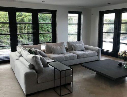 Dé trend op het gebied van raamdecoratie: houten jaloezieën!
