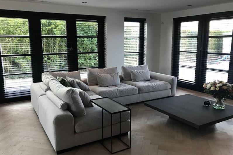 De Trend Op Het Gebied Van Raamdecoratie Houten Jaloezieen My Lovely Home Blog