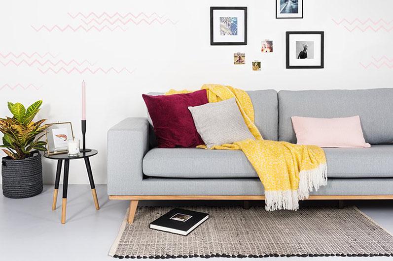Hema Woonkamer Gele tinten - My Lovely Home Blog