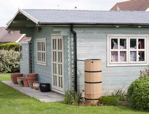Inspiratie voor een tuinhuisje in het najaar
