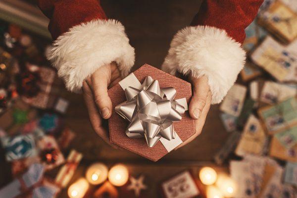 Originele kerstcadeaus