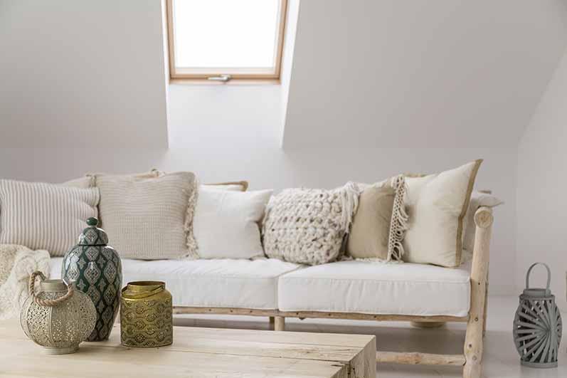 Schuine Wand Decoratie.Een Slaapkamer Met Schuine Wand Inrichten My Lovely Home