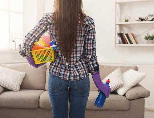 Goede schoonmaak voornemens voor het nieuwe jaar