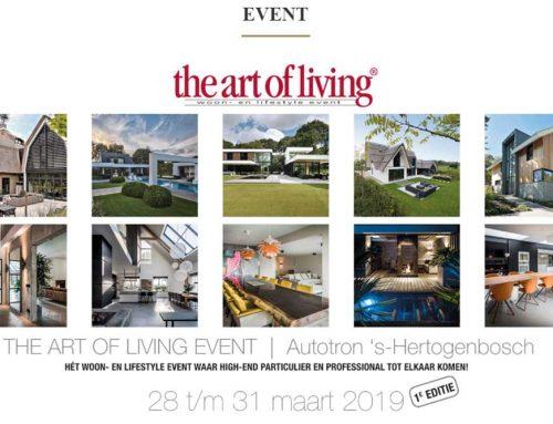 Een woon- en lifestyle event bezoeken