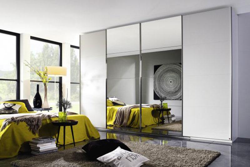 Wonderlijk De perfecte kledingkast voor een modern interieur - My Lovely Home NA-93