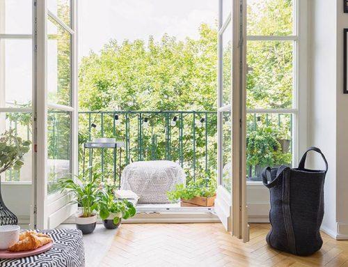 Hoe kan ik het beste mijn balkon inrichten?