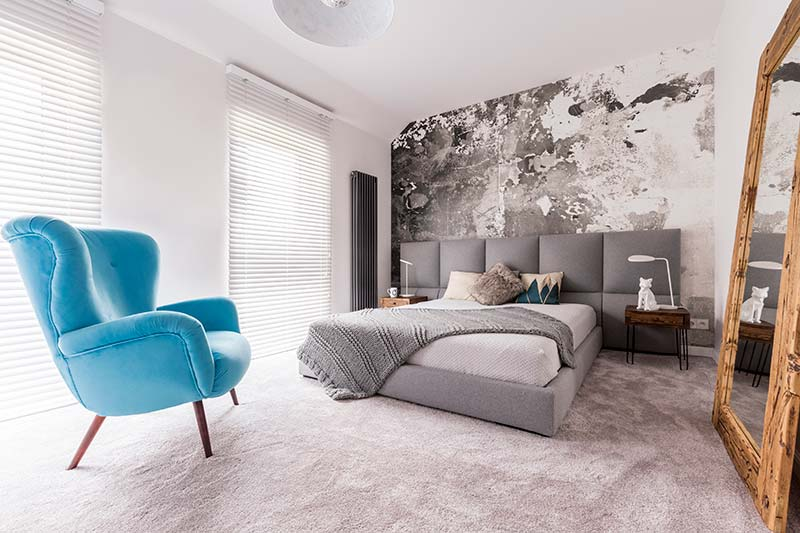 Slaapkamer inspiratie groen