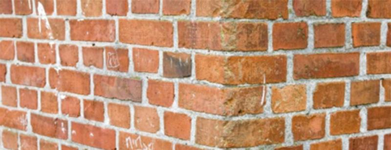 Gevelreiniging muur