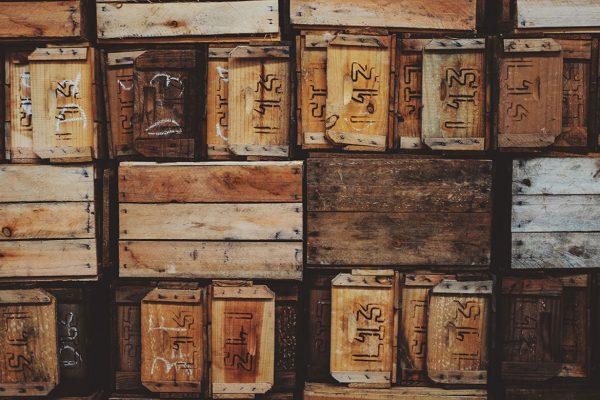 DIY fruitkistjes houten kratten