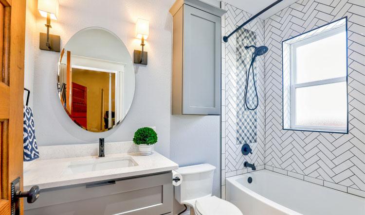 badkamer inspiratie kleurrijk