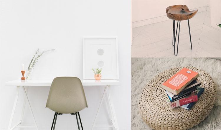 kleine slaapkamer inrichten praktische meubels