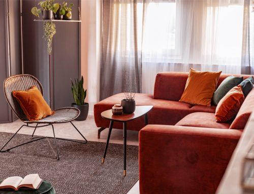 Kleine woonkamer inrichten; hoe doe je dit?