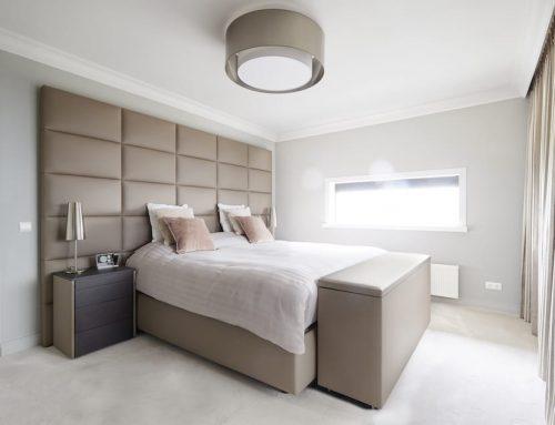 Een hoog laag bed; het toppunt van jouw luxe slaapkamer