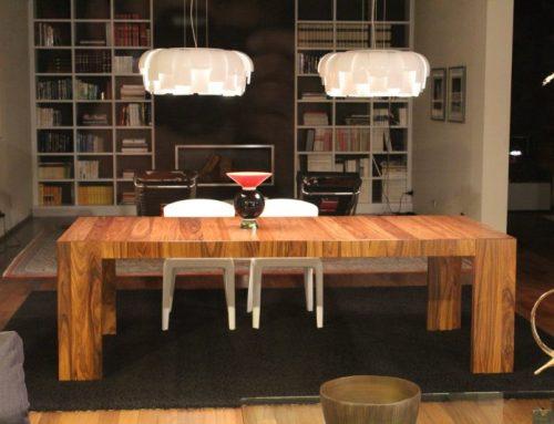 5 tips bij het kopen van een houten tafel