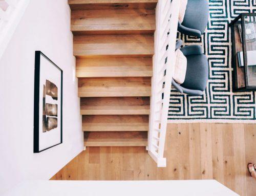 5 redenen om te kiezen voor een houten trap