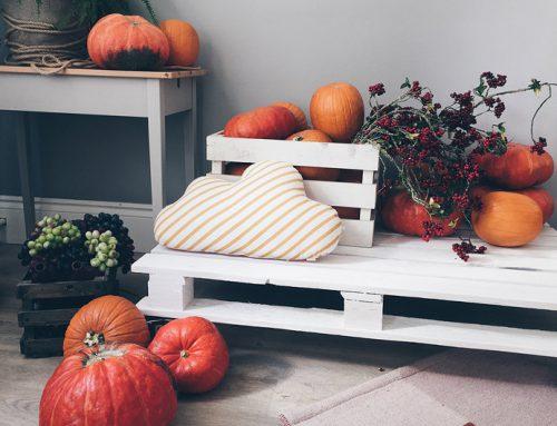 Hoe maak je je huis herfstklaar?