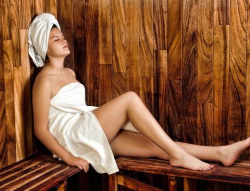 Kan ik de sauna gebruiken als ik ongesteld ben?