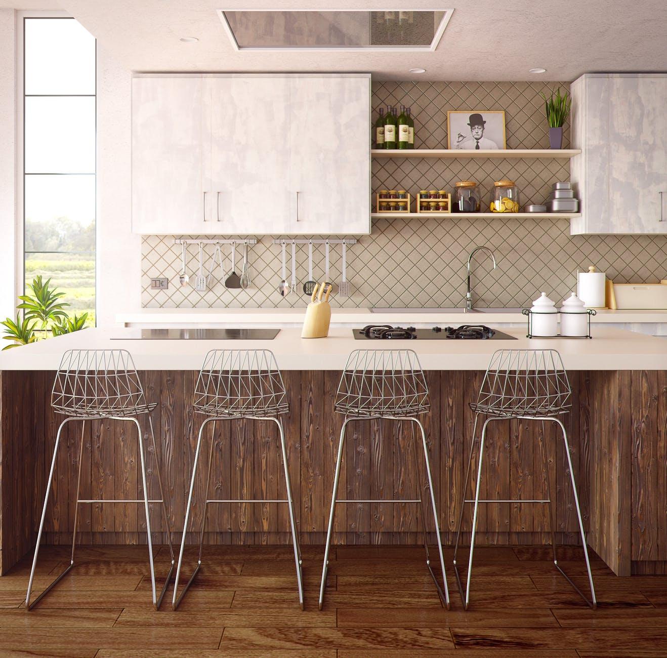 Keuken pimpen