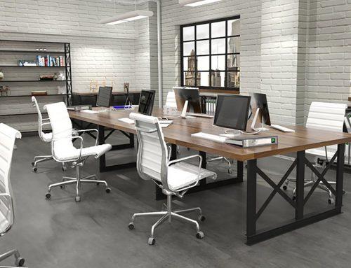Tips voor een industriële kantoorinrichting