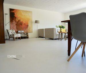 betonlook gietvloer appartement