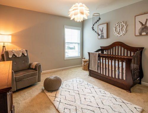 Verlichting voor de babykamer en kinderkamer