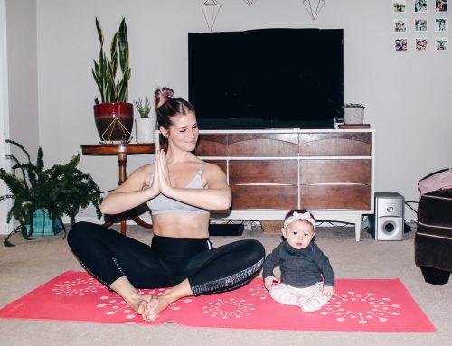 Hoe kom ik thuis back in shape na mijn bevalling?