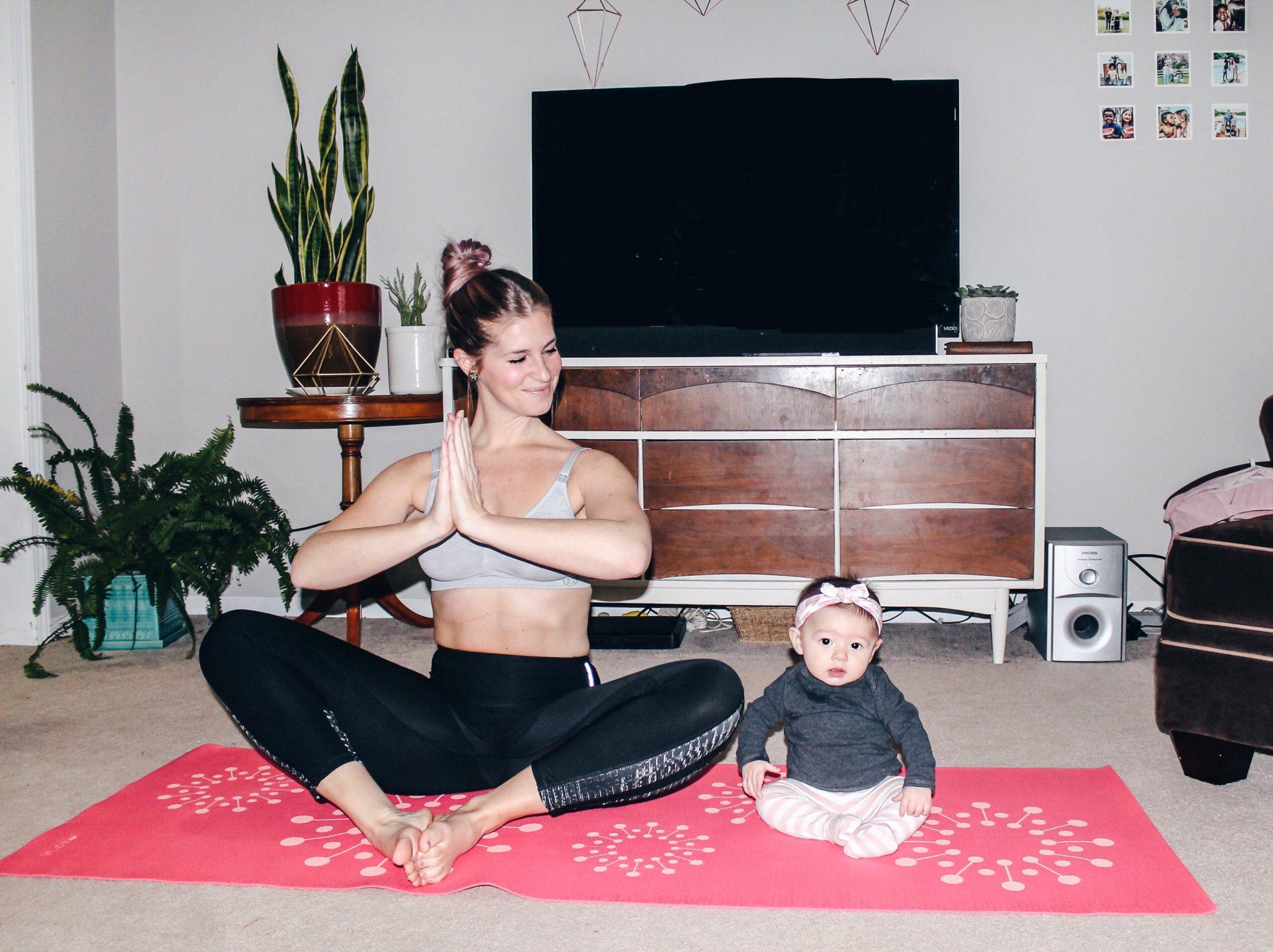Thuis back in shape komen na bevalling
