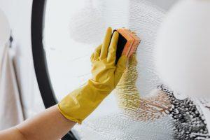 Vergeten plekken in je huis tijdens schoonmaken