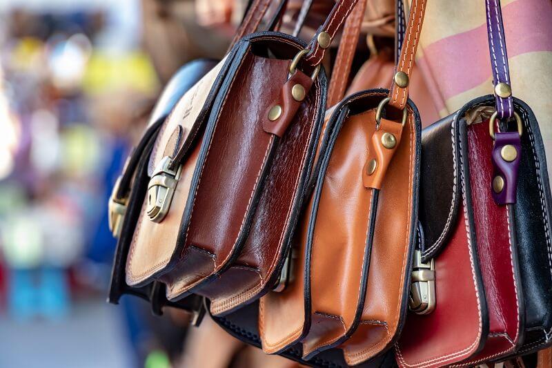 dames tassen