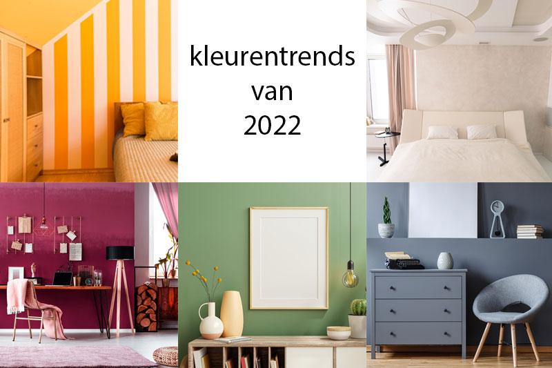 kleurentrends 2022